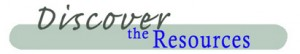 Discover the resources logo