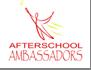 Afterschool ambassadors logo