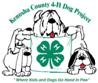 4-H Dog Project Logo