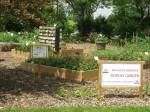 AAS Garden sign