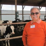 Juan at Daniels Dairy Farm